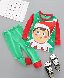 Superfie Christmas Theme Sets For Kids - Green Red & Multicolor