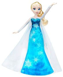 Disney Frozen Play A Melody Gown Elsa - Height 28.5 cm