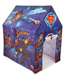 DC Comics Superman Tent House - Blue