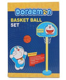 Doraemon Basket Ball Play Set - Pink