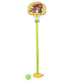 Tom & Jerry Basket Ball Play Set - Multicolor