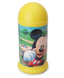 Disney Mickey Mouse Coin Bank - Yellow