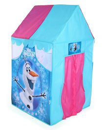 Disney Frozen Playhouse Tent - Blue Pink