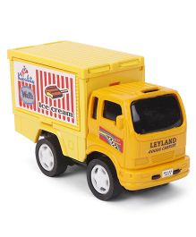 Speedage Leyland Kwality Walls Goods Carrier Truck - Yellow