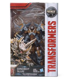 Transformers The Last Knight Dinobot Slug Figure Grey - 13.5 cm