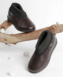Footfun Casual Shoes - Brown
