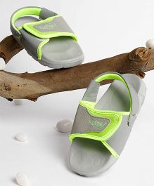 Footfun Casual Sandals - Green