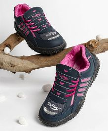 Footfun Sports Shoes - Pink
