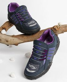 Footfun Sports Shoes - Violet