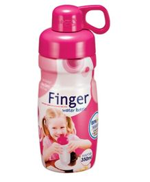 Lock & Lock Pink Finger Bottle