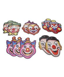 B Vishal Paper Face Mask Pack Of 10 - Multicolor