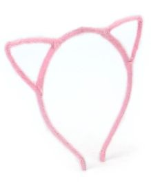 BOWTASTIC Ear Design Hairband - Pink