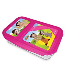 Chhota Bheem Super Lock And Seal Lunch Box