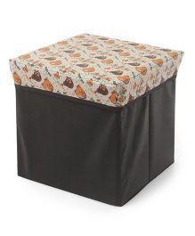 Square Shape Storage Box Angry Birds Print - Black  sc 1 st  Firstcry & Storage Boxes Online - Buy Storage u0026 Organization for Baby/Kids at ...