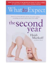 Simon And Schuster - What to Expect:The Second Year - English