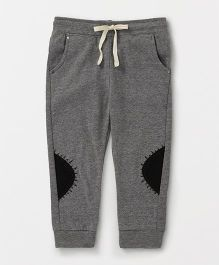 Tonyboy Full Length Track Pants - Grey
