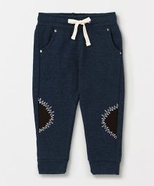 Tonyboy Full Length Track Pants - Blue