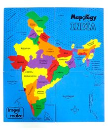 Imagi Make - Mapology States Of India
