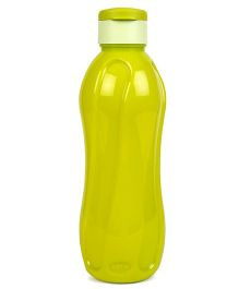 Cello Homeware Flip Top Bottle Green - 1000 ml