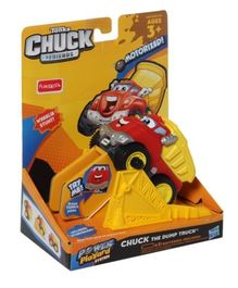 Funskool - Chuck N Friends - Chuck The Dump Motorized Truck