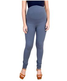 Blush 9 Maternity Leggings - Grey