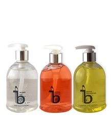 Be The Solution Hand Sanitizer Set of 3 - 300 ml each