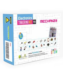 ThinnkWare Electronics Tinkering Kit Pro - Multicolour