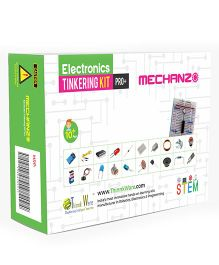 ThinnkWare Electronics Tinkering Kit Pro Plus - Multicolour