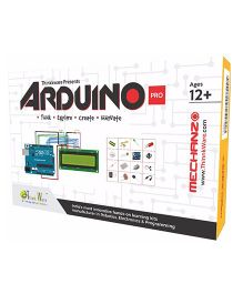 ThinnkWare Arduino Tinkering Kit Pro - White