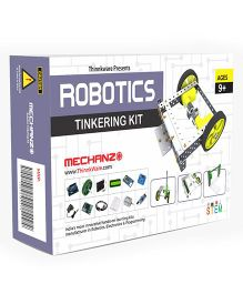 ThinnkWare Robotics Tinkering Kit - Multicolour