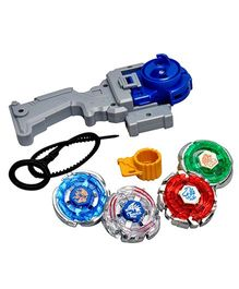 VibgyorVibes Beyblade Spinning Toy - Multicolor