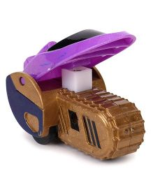 Playmate Push Car Toy Ship Shape - Purple