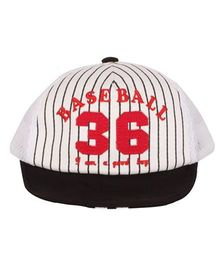 Little Hip Boutique Baseball Sporty Cap - Multicolour