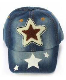 Little Hip Boutique Baseball Cap - Blue
