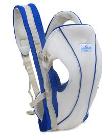 3 in 1 Baby Carrier - Cream Blue