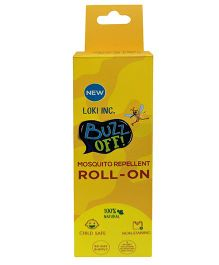 Buzz Off! Mosquito Repellent Fabric Roll On - 15 ml