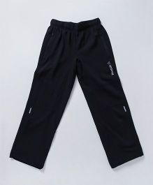 Reebok Full Length Track Pant With Drawstrings - Black