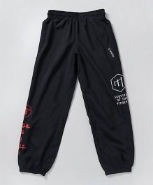 Reebok Full Length Track Pant - Black