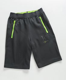 Adidas Casual Shorts - Black Green