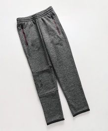 Adidas Track Pant With Two Sides Pockets - Grey