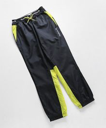 Reebok Full Length Track Pant With Drawstring - Black