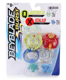 Takara Tomy Beyblade Burst Blue & White - Pack Of 2