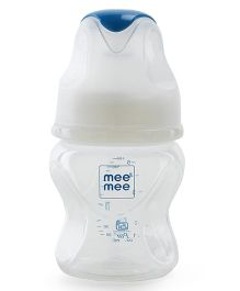 Mee Mee Transparent Feeding Bottle - 150 ml