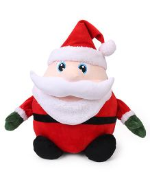 Benny & Bunny Santa Claus Soft Toy Red & White - 40 cm