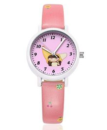 Lilpicks Couture Little Girl Watch - Pink
