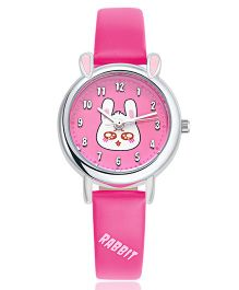 Lilpicks Couture Smart Rabbit Watch - Pink