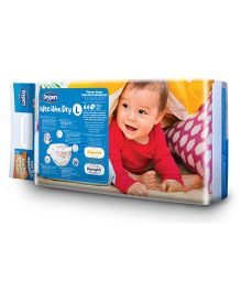 Drypers Wee Wee Dry Diapers Large Size - 44 Pieces