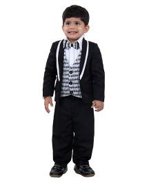 Kidology People Suit Set - Black