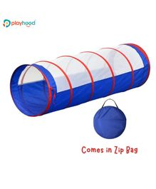 Playhood Single Tunnel - Blue
