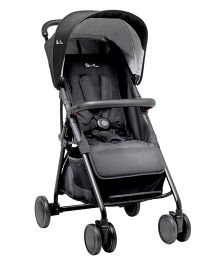 Sliver Cross Avia Stroller - Black